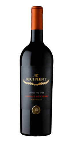 The Recipient Cabernet Sauvignon Perspective: front