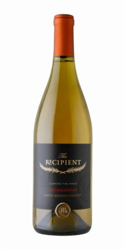 The Recipient Chardonnay Perspective: front