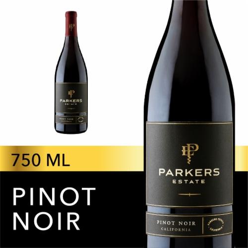 Parkers Estate Pinot Noir Perspective: front