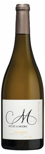 Myles and More Chardonnay Perspective: front