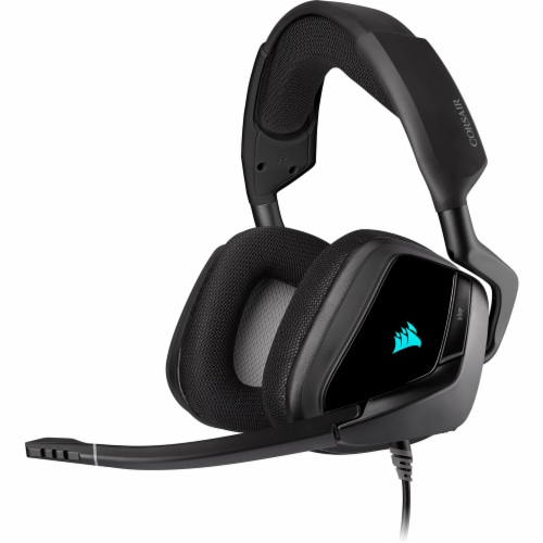 Corsair Void RGB Elite Gaming Headset Perspective: front