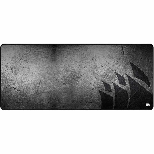 CORSAIR MM350 Pro Premium Spill-Proof Extended XL Cloth Gaming Mouse Pad Perspective: front