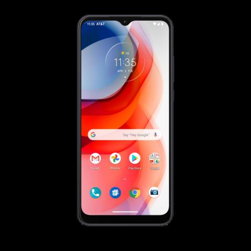 Motorola Gambit Phone Perspective: front