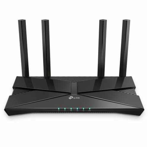 TP-Link Archer Dual Band Router Perspective: front