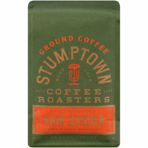 Stumptown Coffee Hair Bender Blend Ground Coffee Perspective: front