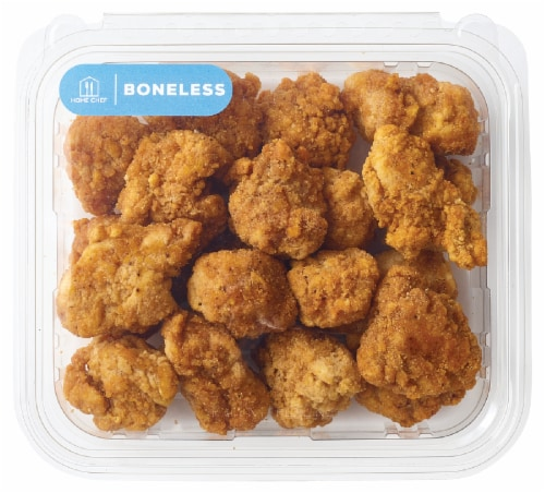 Home Chef Plain Breaded Boneless Wings Perspective: front