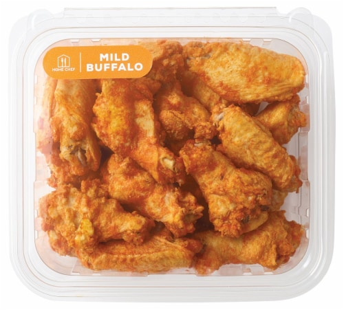 Home Chef Mild Buffalo Wings Perspective: front
