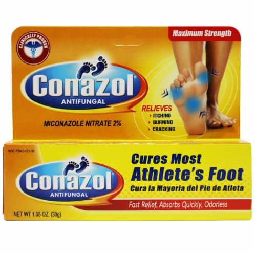 Conazol Antifungal Cream Perspective: front