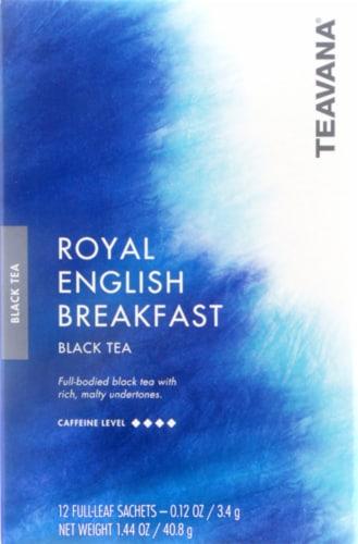 King Soopers - Teavana Royal English Breakfast Black Tea, 12