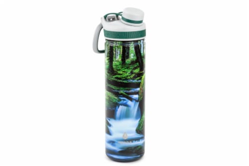 Manna Ranger Pro Bottle - Waterfall Perspective: front