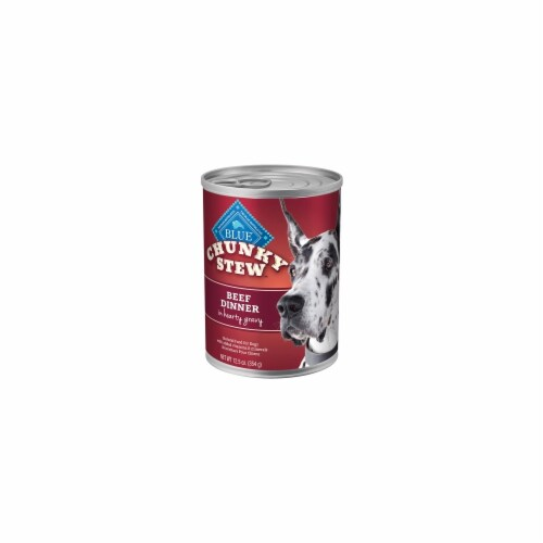 Animal Supply Company BB11259 Blues Beef Stews And Chunky Stews Perspective: front