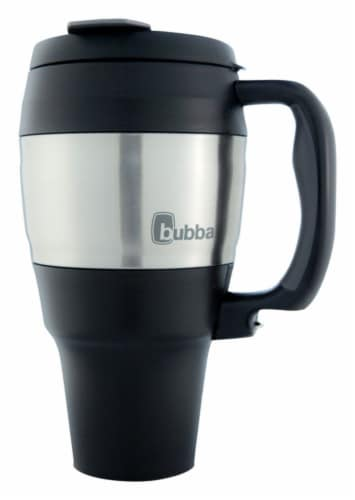 Bubba Brands 34 oz. Travel Mug - Classic Navy Perspective: front
