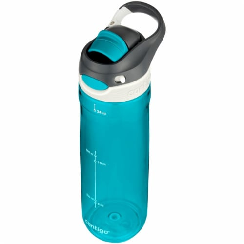 Contigo Damen Water Bottle, Scuba Perspective: front