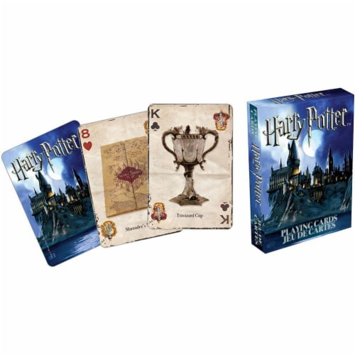 Harry Potter Playing Cards Perspective: front