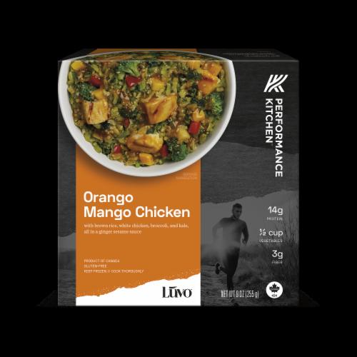 Luvo Performance Kitchen Orange Mango Chicken Perspective: front