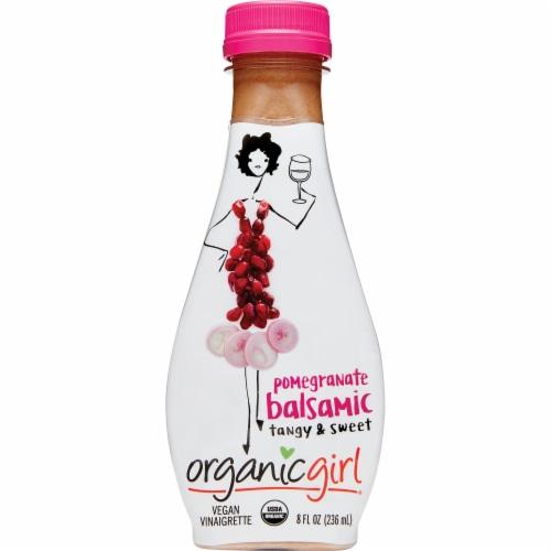 organicgirl Salad Love Pomegranate Balsamic Vegan Vinaigrette Perspective: front