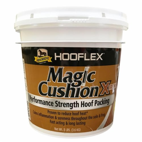 Absorbine Products 1894 Magic Cushion Xtreme - 8 lbs Perspective: front