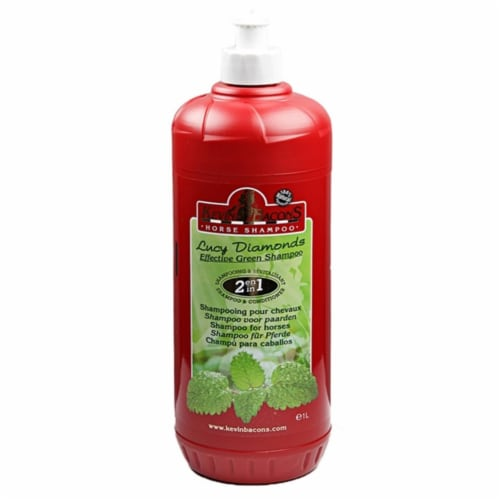 Kevin Bacon 3605 1 Liter Lucy Diamonds Effective Green 2-in-1 Shampoo & Conditioner Perspective: front