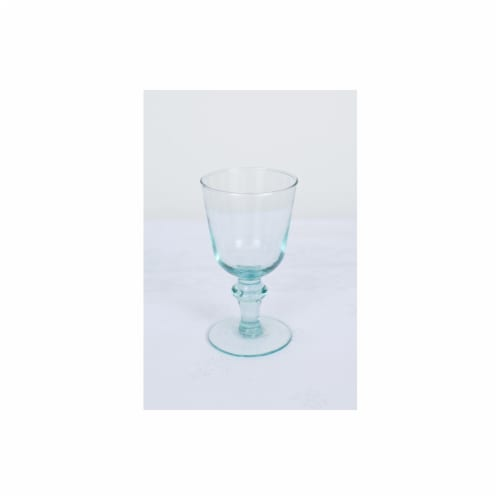 Specialty Decor & Gift 10 oz Water Goblet, 6 Per Box Perspective: front