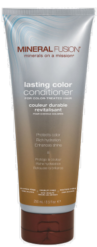 Mineral Fusion Long Lasting Color Conditioner Perspective: front