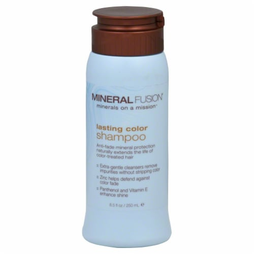 Mineral Fusion Lasting Color Mineral Shampoo Perspective: front