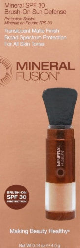 Mineral Fusion Brush On Defense SPF 30 Perspective: front