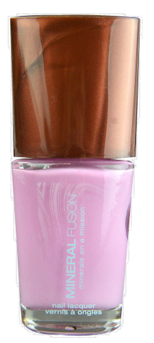 Mineral Fusion Pebble Nail Polish Perspective: front