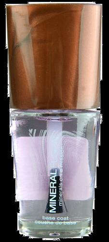 Mineral Fusion Base Coat Nail Polish Perspective: front