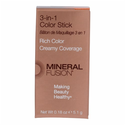 Mineral Fusion Magnetic 3-in-1 Color Stick Perspective: front