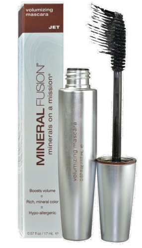 Mineral Fusion Jet Volumizing Mascara Perspective: front