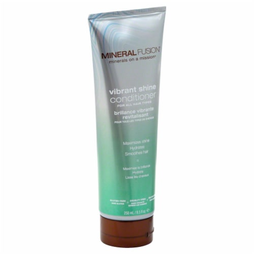 Mineral Fusion Shine Conditioner Perspective: front