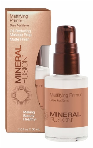 Mineral Fusion  Mattifying Primer Perspective: front