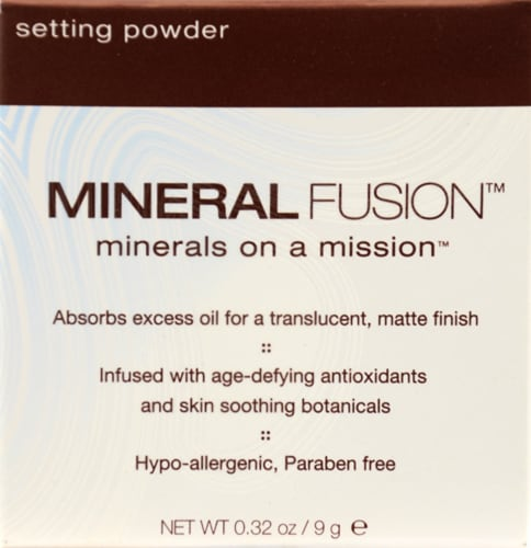 Mineral Fusion Setting Powder Perspective: front