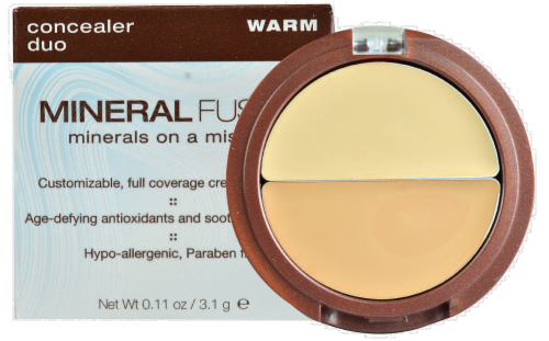 Mineral Fusion Warm Concealer Duo Perspective: front