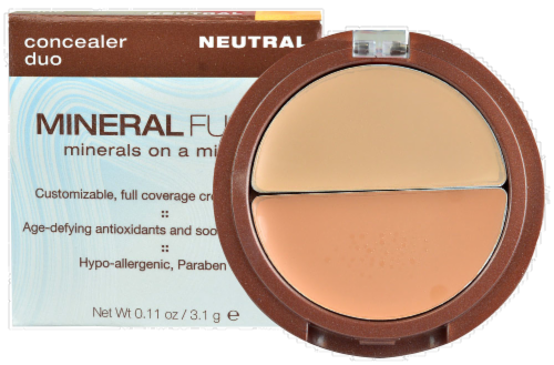Mineral Fusion Neutral Concealer Duo Perspective: front