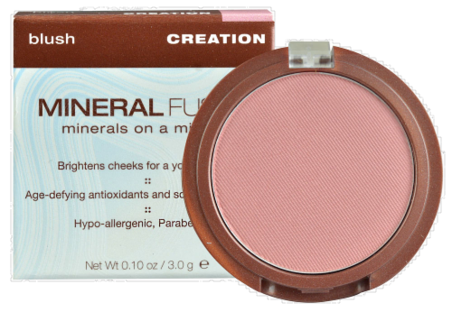 Mineral Fusion Creation Blush Perspective: front