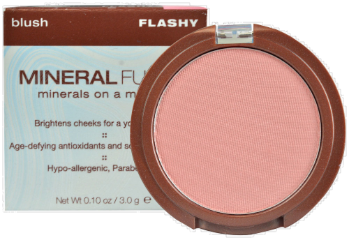 Mineral Fusion Flashy Blush Perspective: front