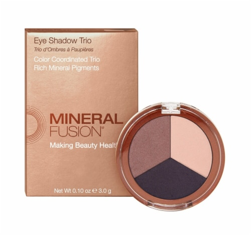 Mineral Fusion Density Eye Shadow Trio Perspective: front