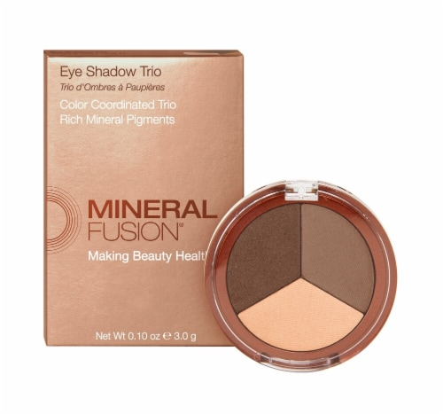 Mineral Fusion Fragile Eye Shadow Trio Perspective: front