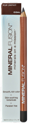 Mineral Fusion Coal Eye Pencil Perspective: front