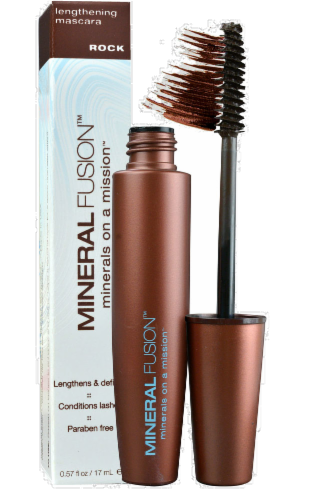 Mineral Fusion Rock Lengthening Mascara Perspective: front