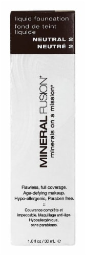 Mineral Fusion MF750CAN Neutral 2 Liquid Foundation Perspective: front