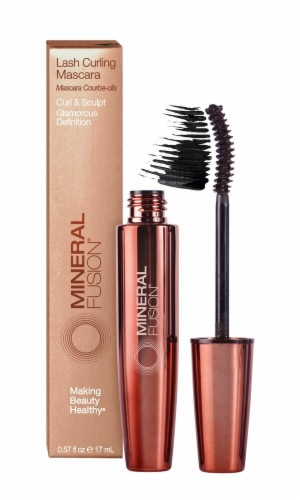 Mineral Fusion Gravity Curling Mascara Perspective: front