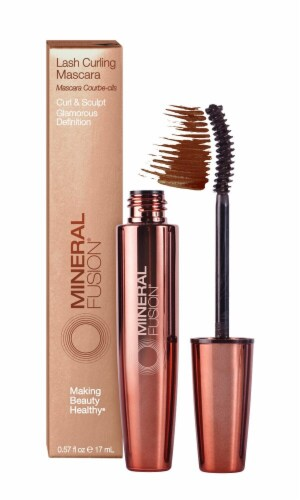 Mineral Fusion Curling Ridge Mascara Perspective: front