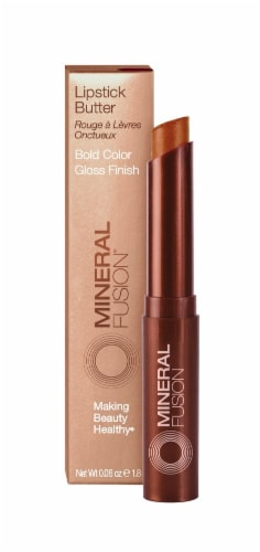 Mineral Fusion Delicious Lipstick Butter Perspective: front