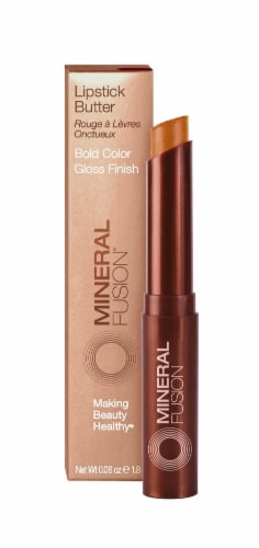 Mineral Fusion Butter Juicy Lipstick Perspective: front