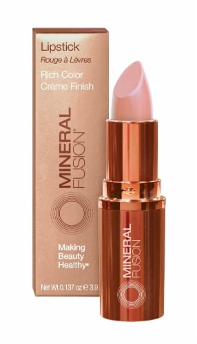 Mineral Fusion Nude Lipstick Perspective: front