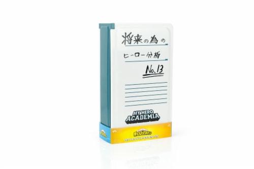 My Hero Academia Izuku Midoriya Hero Journal 13 Bento Box | Anime Style Lunchbox Perspective: front