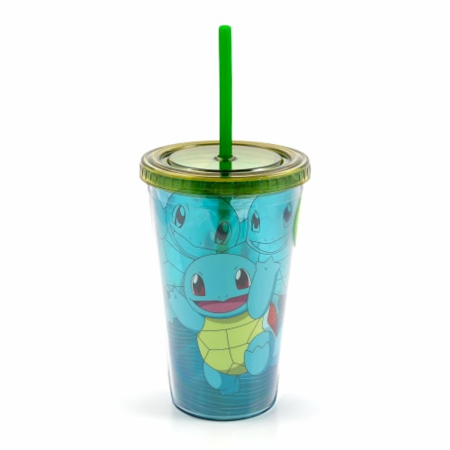 Pokemon Squirtle 18oz Carnival Cup Perspective: front
