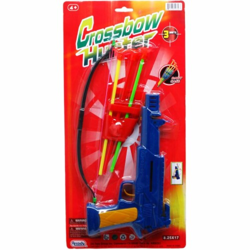 DDI 2339766 9.75'' Toy Crossbow Shooter Play Set Case of 36 Perspective: front
